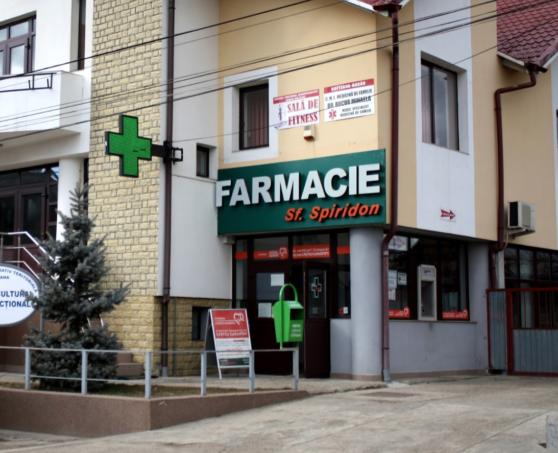 Farmacia Sf. Spiridon Dofteana